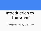 The Giver Chapter Notes