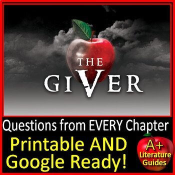 The Giver Chapter Questions