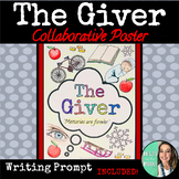The Giver - Collaborative Poster - Writing Prompt - Novel