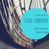 The Giver Complete Study Guide