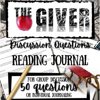 The Giver: Comprehension Questions