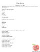The Giver Comprehension Quiz Pack
