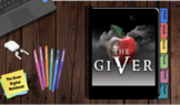 The Giver Digital Notebook *Distance Learning Unit*