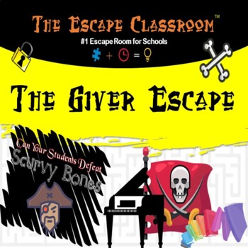 The Giver Escape Room | The Escape Classroom