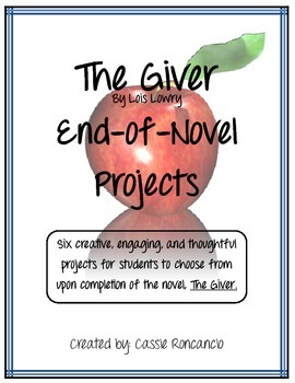 The Giver Extension Projects