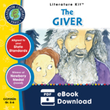 The Giver - Literature Kit Gr. 5-6
