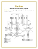 The Giver: ID'ing Characters by Quotations/Providing Story