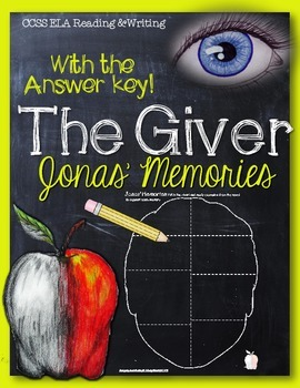 THE GIVER: JONAS' MEMORIES AND ANSWER KEY