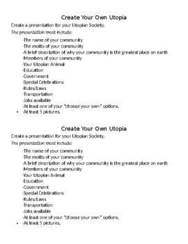 The Giver Literary Unit