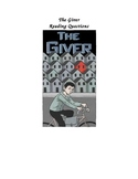The Giver Modified Reading Questions