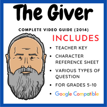 The Giver - Complete Movie Guide