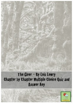 The Giver - Multiple Choice Quiz