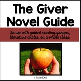 The Giver Novel Guide {Common Core Aligned}