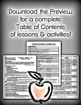 The Giver - DIFFERENTIATED Lesson Bundle & Novel Study {CCSS Aligned}