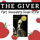 The Giver Plot Comic Strip