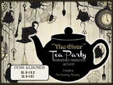 "The Giver Pre-Reading Activities: ""Tea Party"" + ""Roundtable Prediction"""