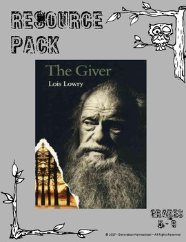 The Giver Resource Pack