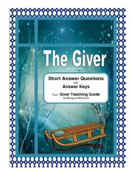 Giver Short Answer Questions