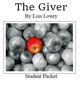 The Giver: Student Packet: Technology & Persuasion