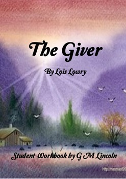 The Giver: Study and Activity workbook