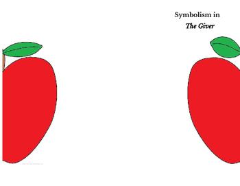 The Giver Symbolism Brochure