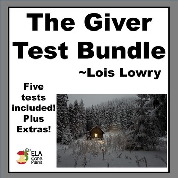 The Giver Test Bundle
