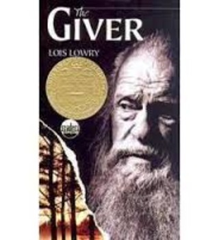 The Giver by Lois Lowry Comprehension Test Set (Grades 6-8)
