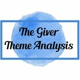 The Giver: Theme Analysis