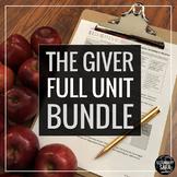 The Giver Unit Bundle: 4+ Weeks of Literature, Nonfiction,