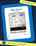 The Giver Unit Guide for Students