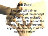 The Giver Unit Plan (Cultural Diversity)