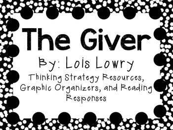 The Giver by Lois Lowry: Character, Plot, Setting by ...