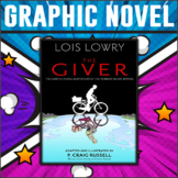 The Giver by Lois Lowry, Graphic Novel Study