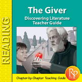 The Giver by Lois Lowry: Literature Teacher Guide