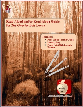 The Giver Novel Study Discussion & Activity Guide