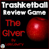 The Giver by Lois Lowry Trashketball Review Game