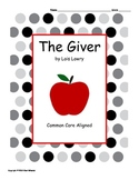 The Giver by Lois Lowry Unit Plan