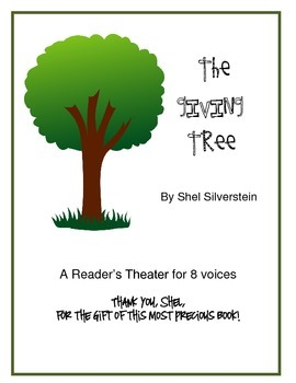 The Giving Tree - A Reader's Theater