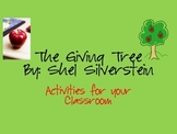 The Giving Tree: Activities to Help Build Literacy