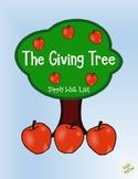 The Giving Tree (Classroom Donations/Needs)