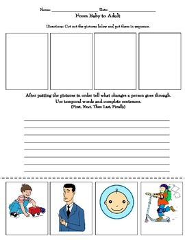 """""""The Giving Tree"""" Comprehension Activities and 2 Sequencing Activities."""