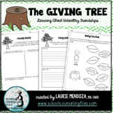 The Giving Tree: Learning About Unhealthy Friendships