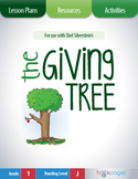 The Giving Tree Lesson Plans & Activities Package, Second Grade (CCSS)