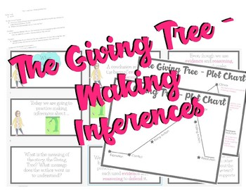 The Giving Tree - Making Inferences Lesson