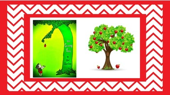 The Giving Tree PowerPoint and Printables Pack