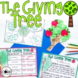 The Giving Tree: Interactive Read-Aloud Lesson Plans and A