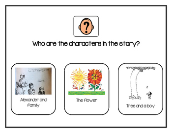 The Giving Tree Shared Reading