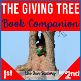 Book Companion for The Giving Tree by Shel Silverstein 1st, 2nd, 3rd Grades