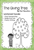 The Giving Tree by Shel Silverstein (Literacy Tasks)