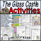 The Glass Castle Activities Packet